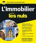 Laurence Boccara et Catherine Sabbah - L'immobilier pour les Nuls.