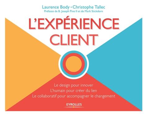 L'expérience client - 9782212320541 - 26,99 €