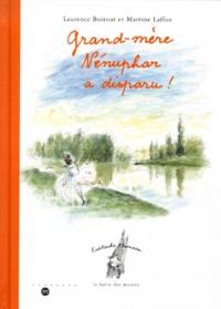 Laurence Boitout et Martine Laffon - Eustache Plumeau, le lutin des musées - Grand-mère Nénuphar a disparu !.