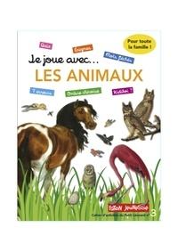 Laurence Boitout - Je joue avec les animaux.