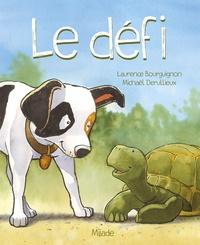 Laurence Bourguignon et Michaël Derullieux - Le défi.