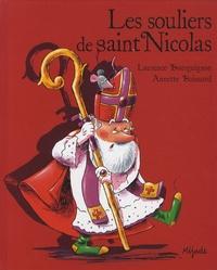 Laurence Bourguignon - Les souliers de saint Nicolas.