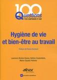 Laurence Breton-Kueny et Hélène Coulombeix - Hygiène de vie et bien être au travail.
