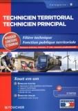 Laurence Bréus-Gongora et Jérôme Labreveux - Technicien territorial technicien principal, Fonction publique territoriale, Catégorie B.