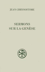 Deedr.fr SERMONS SUR LA GENESE. Edition bilingue français-grec Image