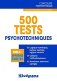 Laurence Brunel - 500 tests psychotechniques.