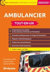 Laurence Brunel - Ambulancier.