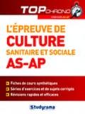 Laurence Brunel - L'épreuve de culture sanitaire et sociale (AS-AP).