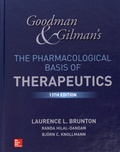 Laurence Brunton - Goodman & Gilman's The Pharmacological Basis of Therapeutics.