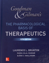 Laurence Brunton - Goodman & Gilman's The Pharmacological Basis of Therapeutics.