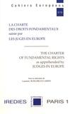 Laurence Burgorgue-Larsen - La charte des droits fondamentaux saisie par les juges en Europe.