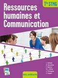 Laurence Caillaud et Nathalie Cansouline - Ressources humaines et communication Tle STMG.