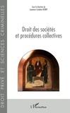 Laurence-Caroline Henry - Droit des sociétés et procédures collectives.