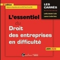 Laurence-Caroline Henry et Laetitia Antonini-Cochin - L'essentiel du droit des entreprises en difficulté.