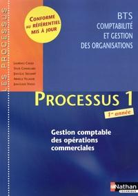 Laurence Cassio et Sylvie Chamillard - Processus 1 BTS CGO.