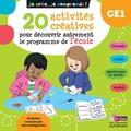 Laurence Chafaa - 20 activités créatives pour découvrir autrement le programme de l'école CE1.