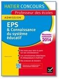 Laurence Chafaa et Elodie Foussard - Concours Professeur des écoles 2014 - EPS et connaissance du système éducatif - Epreuve orale d'admission - Nouveau concours 2014.