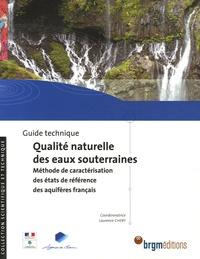 Histoiresdenlire.be Guide technique qualité naturelle des eaux souterraines - Méthode de caractérisation des états de référence des aquifères français Image
