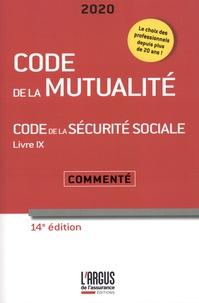 Laurence Chrébor et Christine Reulier-Gonnard - Code de la mutualité - Code de la sécurité sociale Livre IX - Commenté.