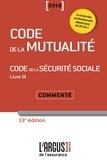 Laurence Chrébor - Code de la mutualité.