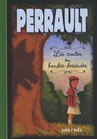 Laurence Clément - Les contes de Perrault en bandes dessinées.