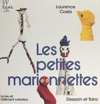 Laurence Costa et J. Jacques Girard - Les petites marionnettes.