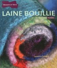 Laurence Couraud - Laine bouillie.