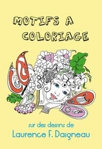 Laurence Daigneau - Motifs à coloriage.