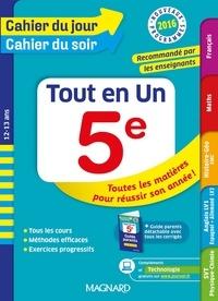 Laurence de Vismes-Mokrani et Jean-Dominique Picchiottino - Tout en un 5e.