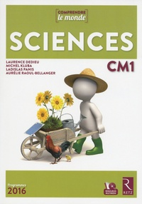 Laurence Dedieu et Michel Kluba - Sciences CM1 Comprendre le monde. 1 DVD