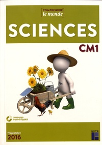 Laurence Dedieu et Michel Kluba - Sciences CM1. 1 DVD