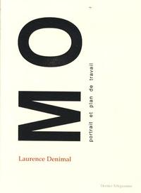 Laurence Denimal - MO - Portrait et plan de travail.