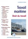 Laurence Denis - Travail maritime - Droit du travail.