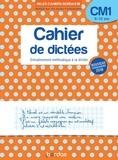 Laurence Draut et Marie-Christine Olivier - Cahier de dictées CM1 9-10 ans - Entraînement méthodique à la dictée.