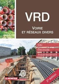 Laurence Ducamp et Antoine Demarque - VRD Voirie et réseaux divers - Eau - Electricité - Assainissement.