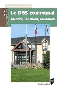 Le DGS communal - Identité, fonctions, formation.pdf