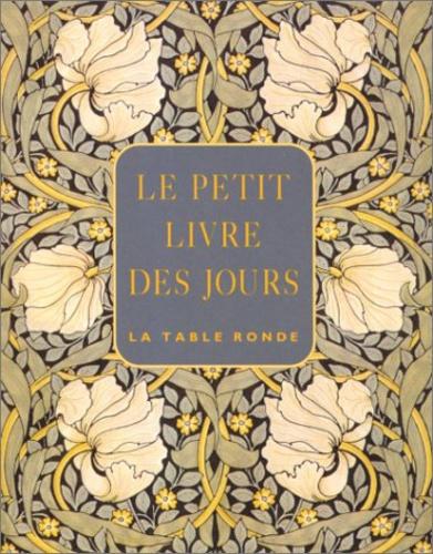 Laurence E. Fritsch - Le petit livre des jours.