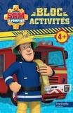 Laurence Féraud - Bloc activités Sam le pompier - 4+.