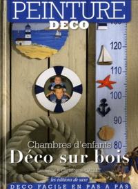 Laurence Gallet et Christophe Gallet - Déco sur bois - Chambres d'enfants.