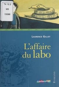 Laurence Gillot et Anaïs Massini - L'affaire du labo.