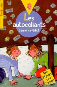 Laurence Gillot - Les autocollants.