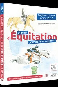 Manuel déquitation pour les jeunes cavaliers - Préparation aux galops 5 à 7.pdf