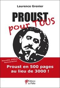 Laurence Grenier - Proust pour tous.