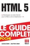 Laurence Guitier et Jean-Pierre Imbert - HTML 5.