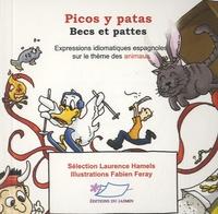 Laurence Hamels et Fabien Feray - De pies a cabeza - De la tête aux pieds - Expressions idiomatiques espagnoles sur le thème du corps humain.