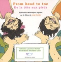 Laurence Hamels et Amandine Ciosi - From head to toe - De la tête aux pieds - Expressions idiomatiques anglaises sur le thème du corps humain.