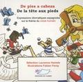 Laurence Hamels et Fabien Feray - Picos y patas - Becs et pattes - Expressions idiomatiques espagnoles sur le thème des animaux.