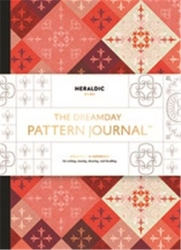 Laurence King Publishing - The Dreamday Pattern Journal - Colouring-In Notebook for Writing, Musing, Drawing and Doodling.