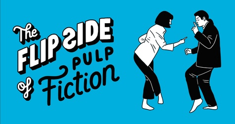 Laurence King Publishing - The flip side of... Pulp fiction.
