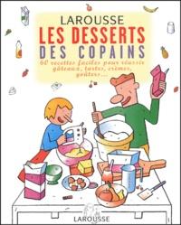 Histoiresdenlire.be Les desserts des copains Image